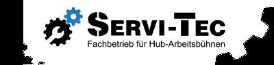 Servi-Tec | Hub-Arbeitsbühnen