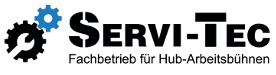 tracking.servitec.de - Hubarbeitsbühnen im Blick